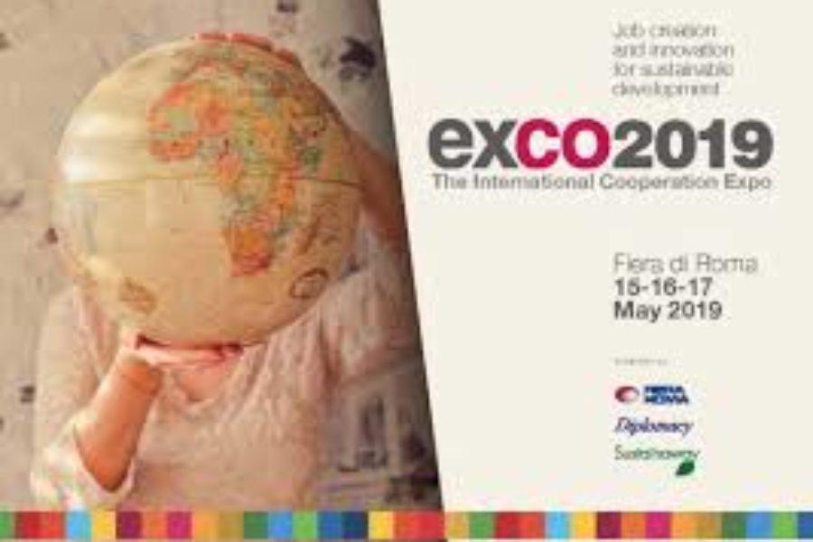 L'Expo della cooperazione internazionale