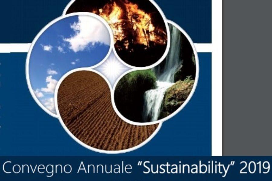 """Intervento del CIRPS al Convegno """"Sustainability 2019"""""""
