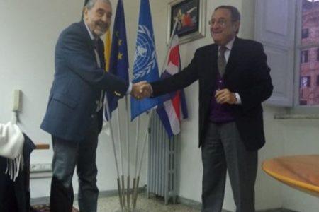 Firmato accordo di cooperazione tra CIRPS e Università per la Pace